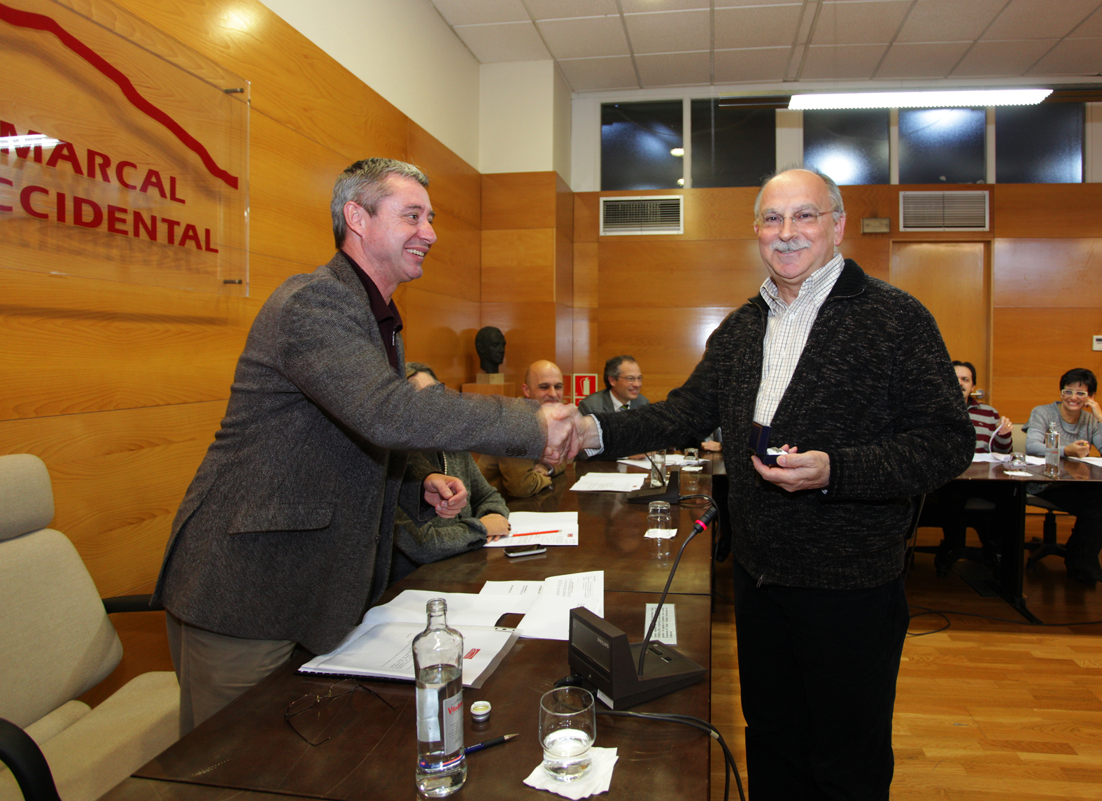 101222 Isidre Consell Comarcal